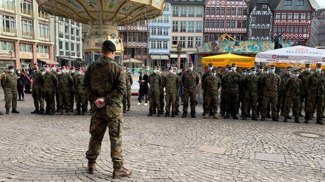 Number of neo-Nazis in German Army who reject post-WWII state almost DOUBLED in 2020 – parliamentary commissioner RT News RSS Feed RT NEWS RSS FEED : PHOTO / CONTENTS  FROM  RT.COM #NEWS #EDUCRATSWEB