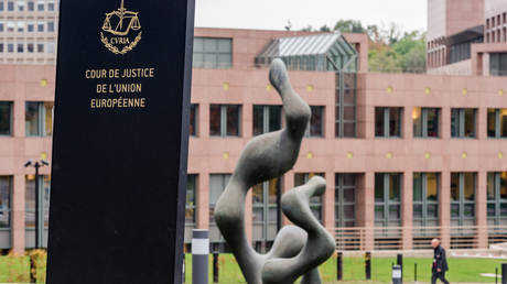 European Court of Justice fines Spain €15 million over EU data protection rule failures RT News RSS Feed RT NEWS RSS FEED : PHOTO / CONTENTS  FROM  RT.COM #NEWS #EDUCRATSWEB