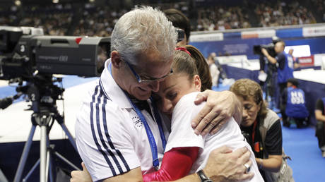 US Olympic gymnastics coach who worked with abusive Dr. Nassar commits SUICIDE after being charged with sexual assault himself