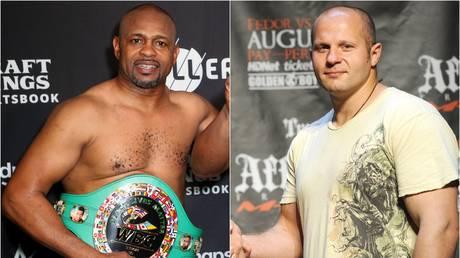 'I want to fight Fedor': Roy Jones Jr wants exhibition with Russian MMA legend Emelianenko