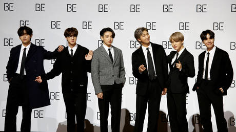 German radio host invokes wrath of K-Pop fans, after comparing BTS to Covid-19 RT News RSS Feed RT NEWS RSS FEED : PHOTO / CONTENTS  FROM  RT.COM #NEWS #EDUCRATSWEB