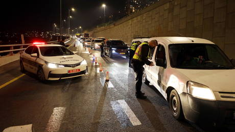'Not a city in Israel without violations': Police break up more than 100 parties, issue 2,500 fines on Purim holiday RT News RSS Feed RT NEWS RSS FEED : PHOTO / CONTENTS  FROM  RT.COM #NEWS #EDUCRATSWEB