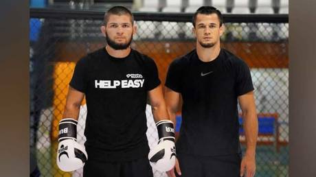 'Excited for this one': Usman Nurmagomedov – cousin of Khabib – gets name and date for Bellator debut