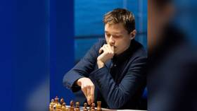 Teenage Russian chess sensation finishes 3rd at prestigious tournament after shocking world champ Magnus Carlsen