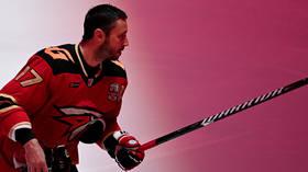 Canadian ice hockey player 'sacked for stealing former NHL star Ilya Kovalchuk's stick'