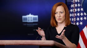 White House press secretary Psaki finally CIRCLES BACK after trolling from 'conservative Twitter' over repetitive promise
