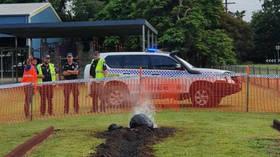 NASA called to investigate 'meteorite' discovered in Aussie school playground