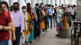 Over half of New Delhi has been infected with Covid-19, Indian govt study suggests
