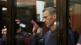 Moscow slams West's 'foreign interference' as US & EU issue statements condemning jail sentence for opposition figure Navalny