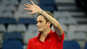 Daniil Medvedev serves up victory at ATP Cup, sending Russia to the semi-finals