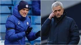 'Like the moon from the Earth': New Chelsea boss Tuchel heaps praise on old boy Mourinho ahead of pivotal London derby with Spurs