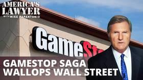 Gamestop saga wallops Wall Street