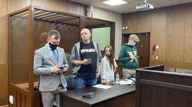 Russian news outlets rally around journalist Smirnov, jailed for 25 days over retweet that included date of upcoming protest