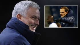 Mour mind games: Mourinho claims 'it's not very difficult to manage Chelsea' as he fires early shots at Tuchel before derby