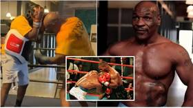 'Tone-deaf cultural misappropriation': Furious Mike Tyson calls for Hulu BOYCOTT after company announces series on star's life