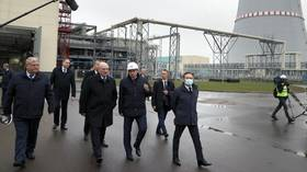 Ukraine appeals to Belarus for emergency electricity, as Lithuania admits it still imports energy from embargoed nuclear reactor