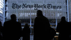 Canceling their own? NYT's lead Covid-19 reporter resigns after reprimand for use of 'N-word' fails to appease co-workers