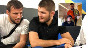'Khabib is very closely involved': Dagestani MMA fighter says UFC king Nurmagomedov has given priceless support to 50 drug addicts