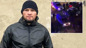 'Teach your children': Nurmagomedov in plea to 'change society' as UFC champ mourns killing of former head of village in Dagestan