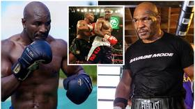 'Tyson will KO Holyfield!' Boxer who knocked out 'Iron Mike' gives prediction on mega-fight trilogy to RT Sport