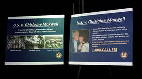 Judge rejects Ghislaine Maxwell's bid to keep 20 lines of Epstein testimony PRIVATE