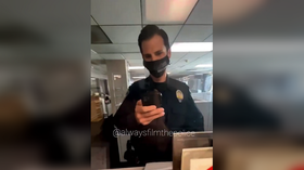 Activist claims LA cops playing copyrighted music to keep videos of interactions with the public off social media