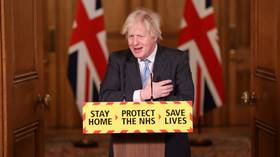 UK's Boris Johnson cautions against booking summer holidays, says it's too early to predict what Covid-19 rules will allow by then