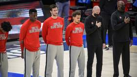 Biden press secretary backs Mark Cuban's decision to ban national anthem, only for NBA to say ALL TEAMS will have to play it