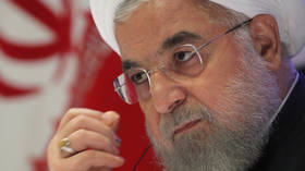 US rhetoric might have changed, but there's no 'goodwill' from the Biden administration, says Iran's Rouhani