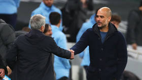 Guardiola insists record-breaking Man City are not 'unbeatable' – but Mourinho knows Spurs need 'perfect match' to stop juggernaut