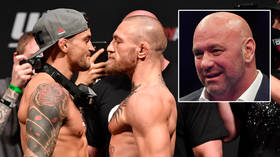 Dana White expects 'hungry' ex-UFC champ Conor McGregor to get his opportunity for revenge against Dustin Poirier 'this summer'