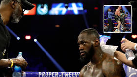 'I'll be victorious': Anthony Joshua contradicts Tyson Fury claim over boxing megafight and warns rival he has 'no place to hide'
