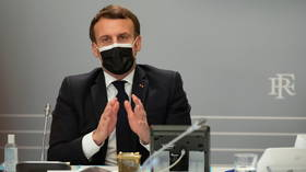 Russian & Chinese vaccines are necessary to win 'world war' against Covid-19 – Macron