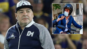 Football icon Diego Maradona's cell phones to be examined by investigators as part of 'manslaughter by medical negligence' probe