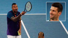 'You in kindergarten, mate?' Tennis bore Kyrgios accused of bullying Novak Djokovic after contradicting himself with more insults