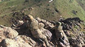 Turkish president accuses US of supporting Kurdish PKK 'terrorists' after 13 killed in Iraq