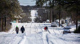 Texas braces for water & cell service outages as massive blackout leaves MILLIONS freezing in the dark ahead of 2nd snow storm
