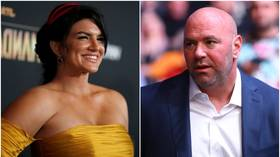 ESPN issues statement over 'valued' reporter amid Gina Carano 'anti-semitic' posts, UFC president Dana White's 'douche' comments