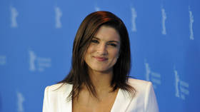 After being cancelled, Gina Carano's 'Mandalorian' figure sells for big bucks as thousands demand she be rehired by Disney