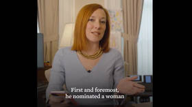 Small businesses saved? Biden helped struggling firms 'first & foremost' with female nominee, press sec Psaki says