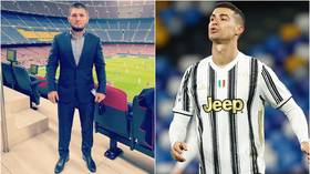 'If Ronaldo was born in Dagestan, he could have been UFC champ!' Khabib shares childhood football story
