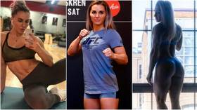 Russian Instagram favorite Aleksandra Albu among fighters cut from UFC roster in spate of departures