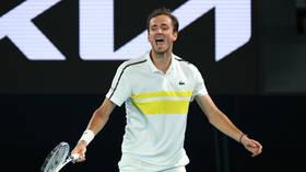 Defiant Novak Djokovic is unbeaten in Australian Open finals… but Daniil Medvedev MUST start as favorite in Sunday's showdown