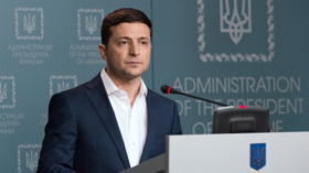 Despite not meeting key criteria for European Union accession, Ukraine's President Zelensky says country will join bloc by 2030