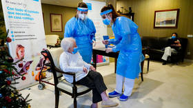 Almost all Spanish nursing home residents have received two Covid doses as Madrid says state on track with vaccine rollout