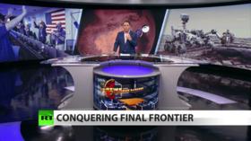 Mars landing ignored, not 'divisive enough' (Full show)