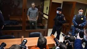 Russian opposition figure Alexey Navalny handed $11,500 fine after being found guilty of defaming elderly WWII veteran in tweet