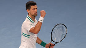 'Getting aHEAD of themselves': Embarrassment as Djokovic racket sponsor congratulates him on Australian Open win BEFORE final