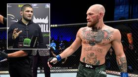 Khabib insists Conor McGregor will NEVER return to his fighting best despite Irishman's renewed quest for UFC title