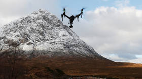 Scotland begins DRONE delivery of Covid tests & medicines for remote islands